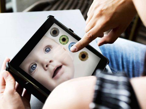 L'enfant génétiquement modifié