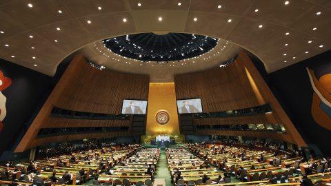 Une nouvelle intelligence à l'ONU