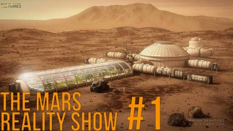 The Mars Reality Show // #1
