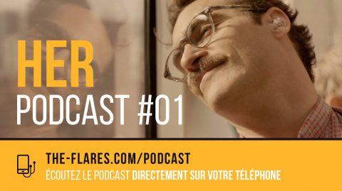 Podcast #01 – Her de Spike Jonze