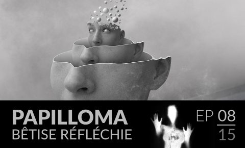 Papilloma // 08 : Bêtise réfléchie.