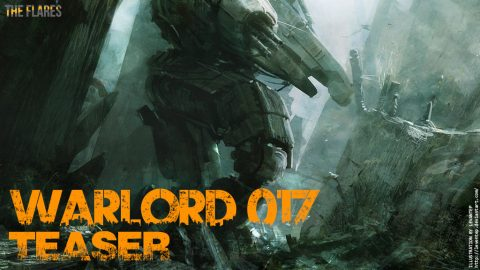Warlord-017 // Teaser