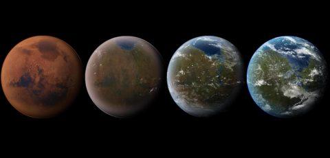 Est-ce possible de terraformer le système solaire ?