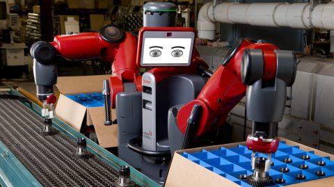 Intelligence Artificielle : Faut-il réfléchir à une société sans travail ?