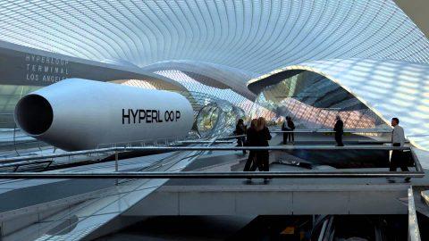 Hyperloop est-il le futur des trajets longues distances ?