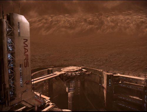 La gouvernance de Mars après la colonisation ?