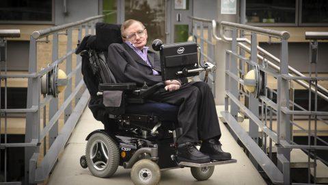 La fin du monde approche … selon Stephen Hawking.