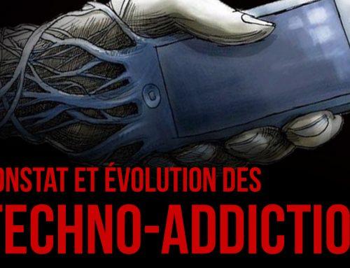 Techno-addictions : constat et évolution