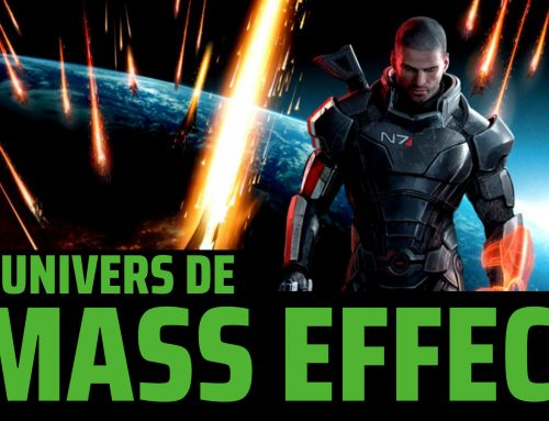 L'univers de Mass Effect