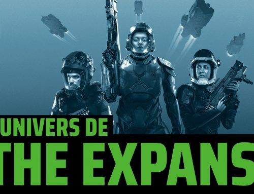L'univers de – The expanse