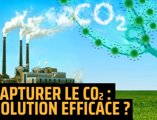 La capture de CO2 est-elle une solution à adopter ?