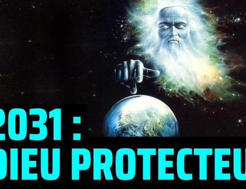 2031 : Naissance d'un Dieu protecteur