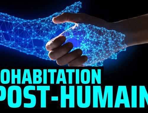 Cohabitation dans un monde post-humain