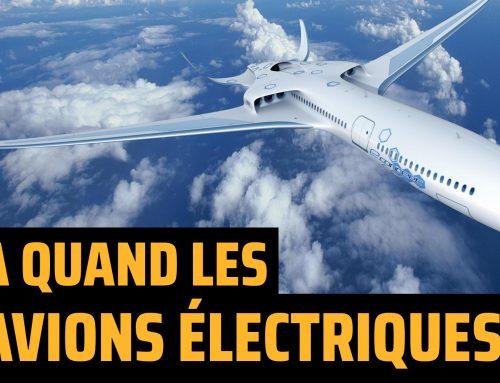 À quand les avions électriques ?